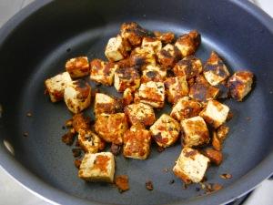 Crisped Tofu